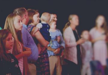 Worship Experience - The Fountain Church
